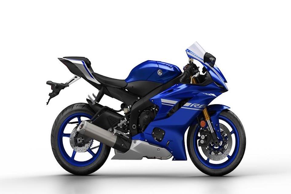 Yamaha YZF -R6