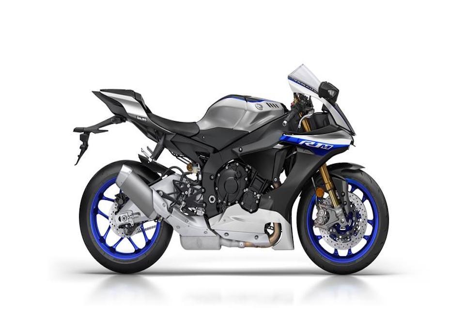 Yamaha YZF - R1M