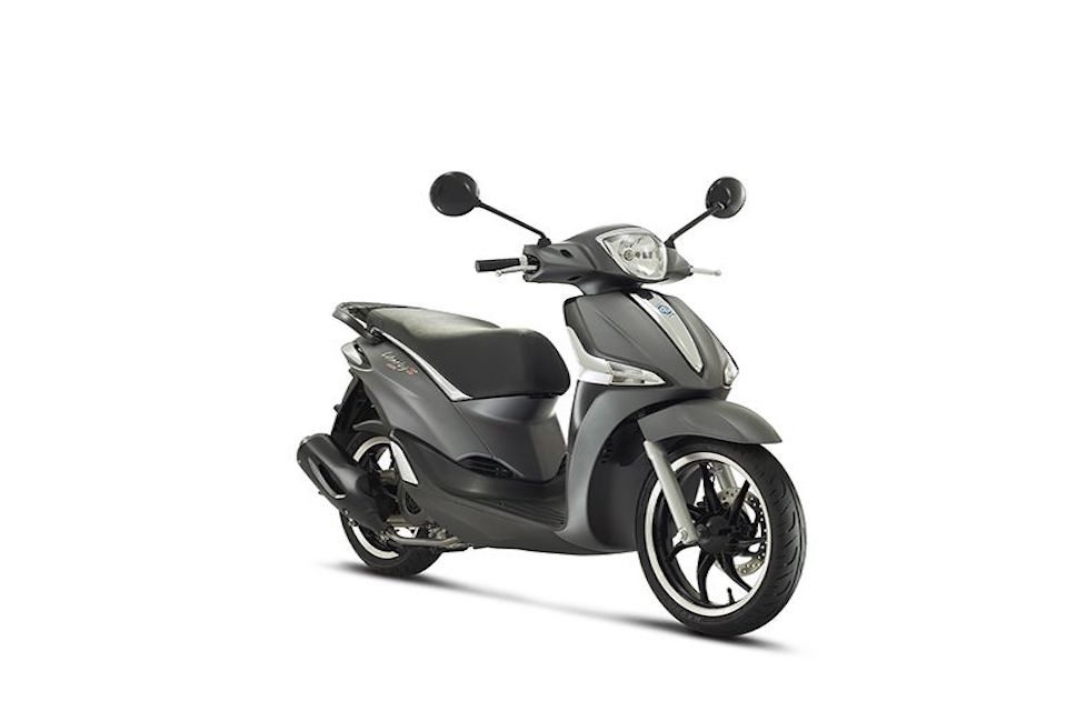 Piaggio New Liberty Sport 50cc i-get