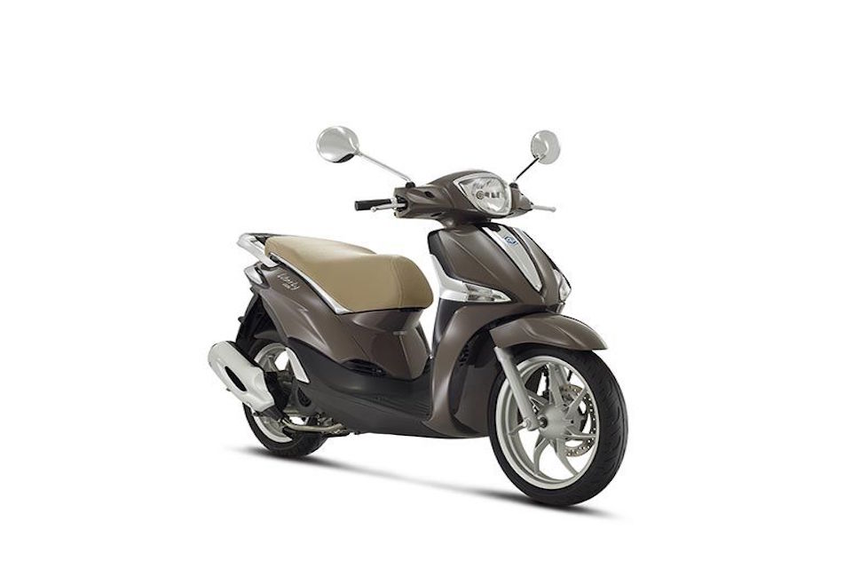 Piaggio New Liberty 125cc i-get ABS E4