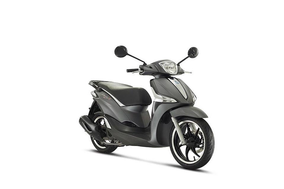 Piaggio New Liberty Sport 125cc i-get ABS E4