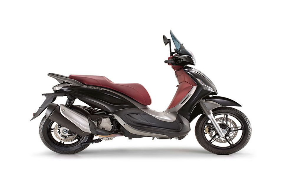 Piaggio Beverly 350 Sport Touring ABS&ASR