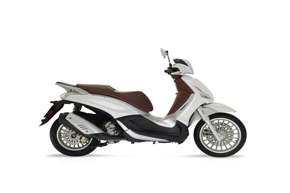 Piaggio Beverly 300 ie ABS&ASR