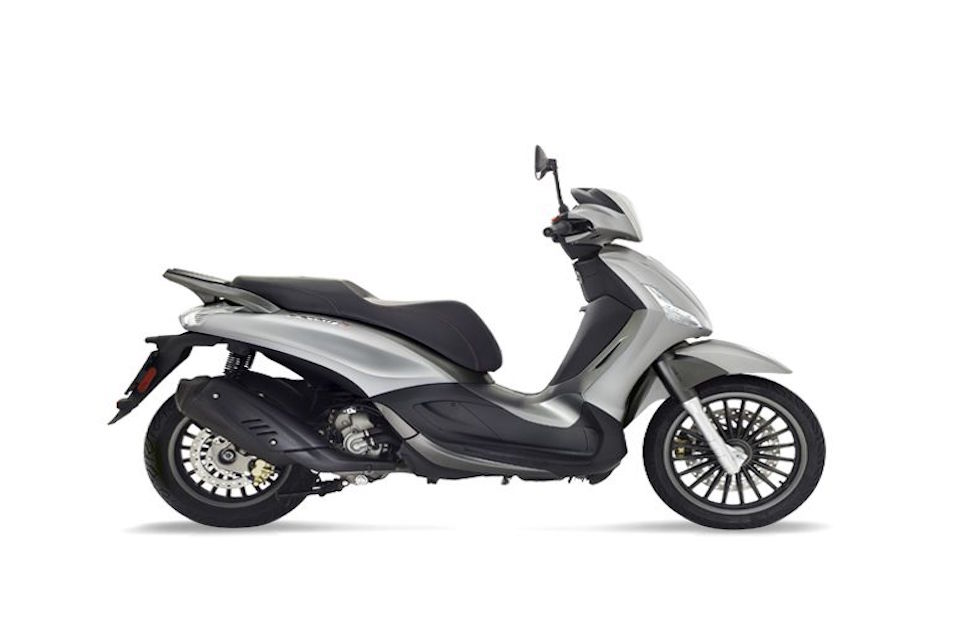 Piaggio Beverly 300 S ie ABS&ASR