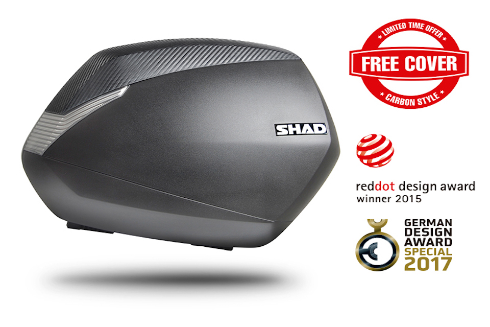 SHAD SH36 3P